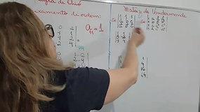 2º EM A e B - Matemática - Calculo de determinante - Chio e Vandermonde - parte 2
