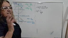 2º EM A e B - Matemática - Cotangente Secante e Cossecante