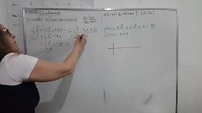 3º EM A e B - Matemática - Divisão de polinômios III
