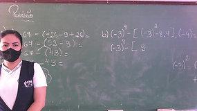 7º C e D - Matemática - Números inteiros