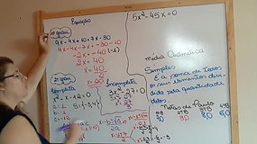 1º A - Matemática