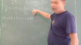 8º A e B - Matemática