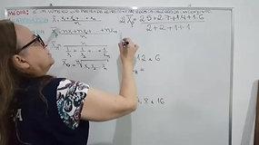 1º B - Matemática - Médias