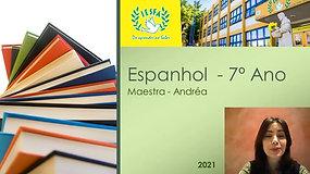 7ºanos - Espanhol