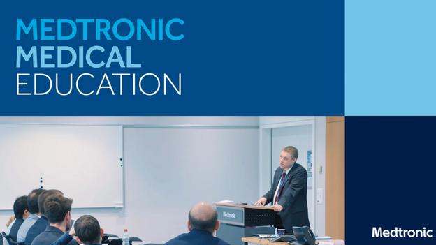 Medtronic - Medical Education Training