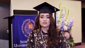 IUG - Graduation ceremony