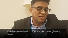 Raj Sajja Testimony for Sunshine Irene