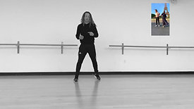 Learn the Paris Choreography