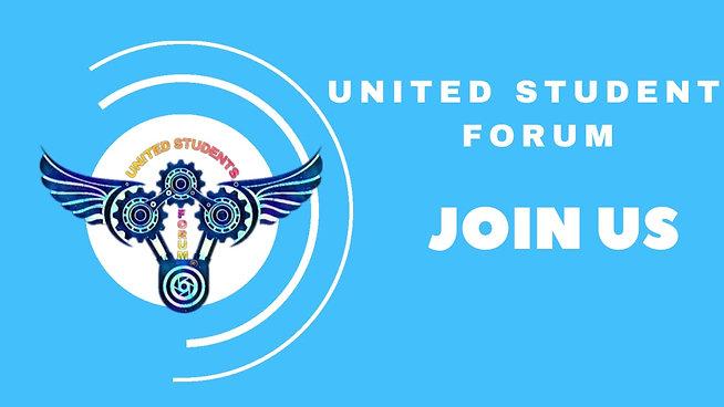 united students forum