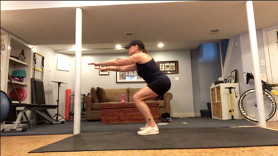 Foundation Friday: Squat Progression