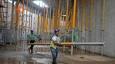Greengill AD plant construction