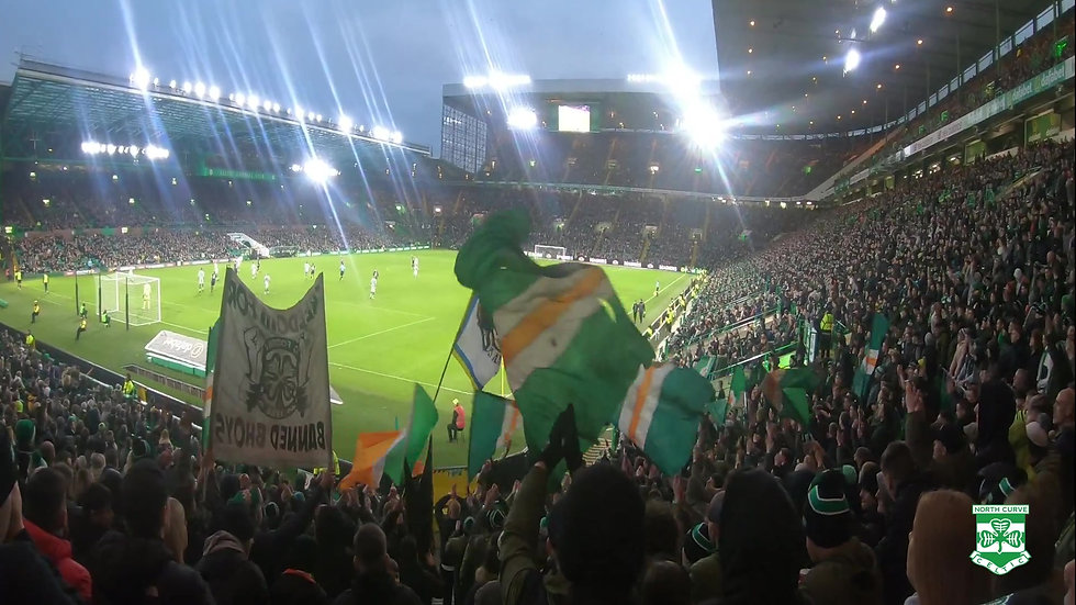 North Curve Celtic