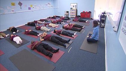 Stretch 2, Unit 3,  yogainschools