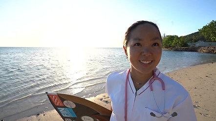Athlete Profile Video - Natsumi Mitsuno
