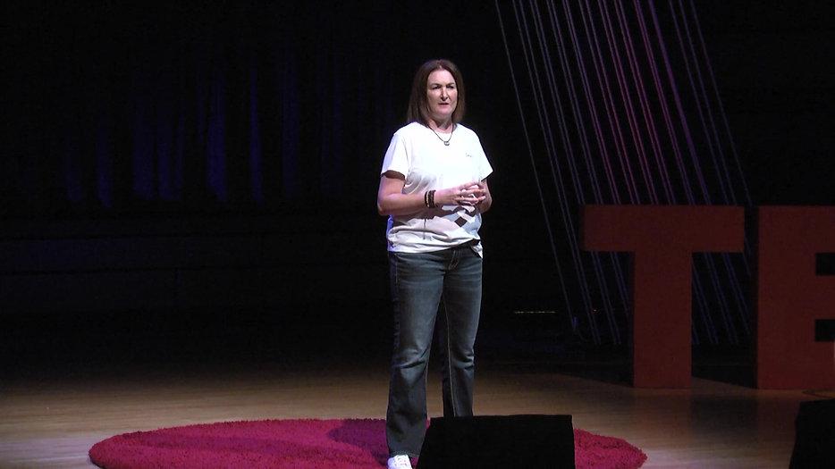 Corrine Sandler, TedX