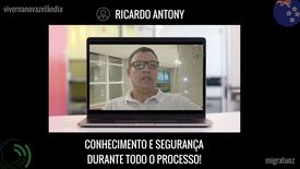 Depoimento: Ricardo Antony