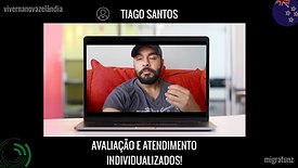 Depoimento: Tiago Santos