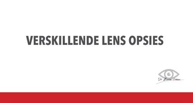 Katarak Prosedure: Verskillende Lens Opsies