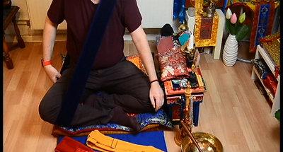 Meditation Guertel