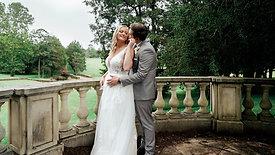 Britany & Alex | Great Marsh Estate Wedding Film