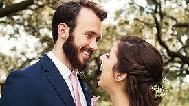 Morgan & Hunter Wedding Film  |  Christ-centered Wedding