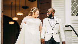 Amy + Christian Wedding Film  |  That Last Dance 😭