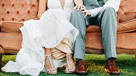 Tori & Matt Wedding Film  |  Reception was 🔥