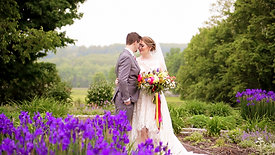 Kathryn + Stephen Wedding Film  |  Love Story & Mountain Views