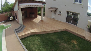 video drone terrasse douglas