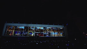 Projection Mapping Event