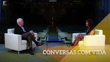 """""""Conversas com Vida"""" com Teixeira dos Santos"""