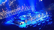 The Eagles, backed by a 38 strings provided by Fine Arts Strings