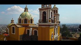 Santuario de Nuestra Señora de los Remedios • Cholula