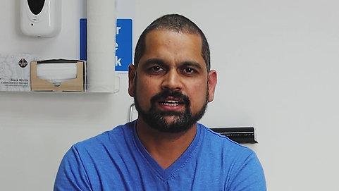 Sameer / SMP Client's Testimonial