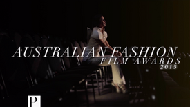 Australian Fashion Film Awards | Call To Action TVC