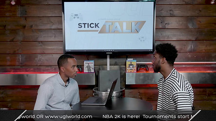 UGL Presents:  StickTalk