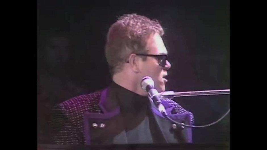 Elton John - Wembley Arena
