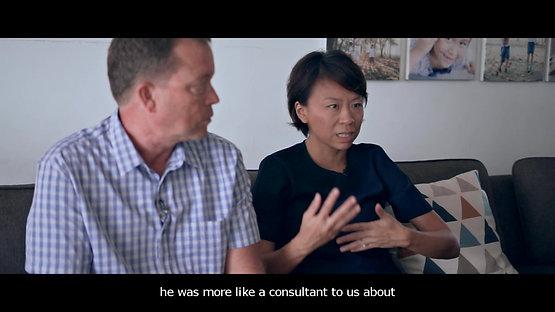 Mark n Celine Testimonial