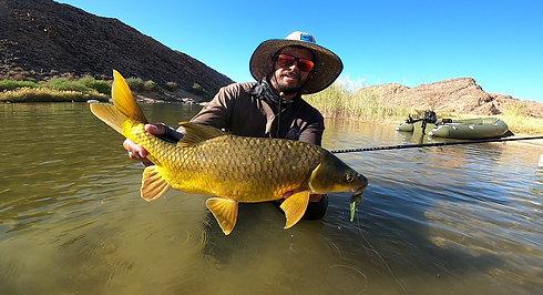 Afri Jig Orange River Gold