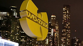 Wu-Tang Clan 3D Logo