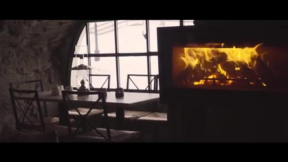 Vinterstemning på Helgaker konferansegård
