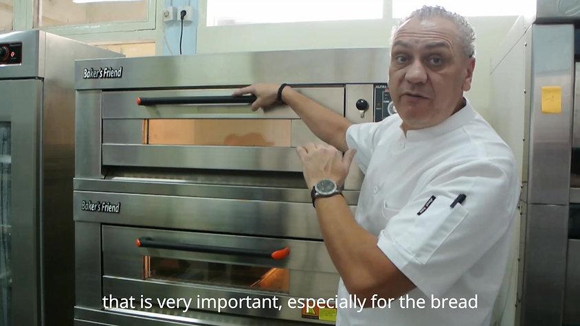 Chef Gerald & Baker's Friend Ultra