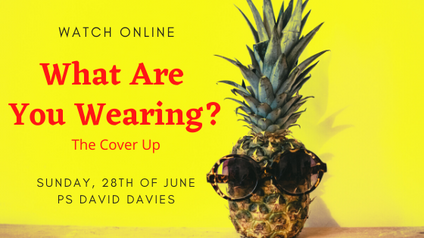 What Are You Wearing? (The Cover Up)