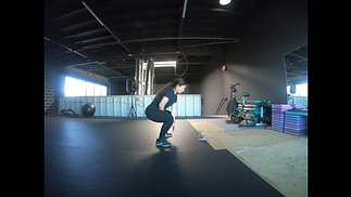 One Arm Snatches