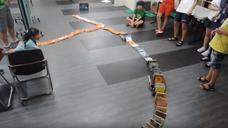 暑期安親班:超級綜合骨牌