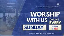 Morning Worship ~ 4/11/21