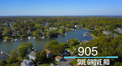 Waterfront Property Video