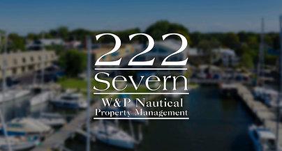 222 Severn W&P Nautical Annapolis Maryland