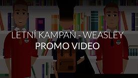 Hurá do školy - Weasley | PROMO VID
