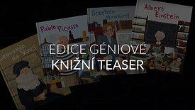 Edice Géniové | BOOK TRAILER